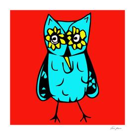Rebel Owl