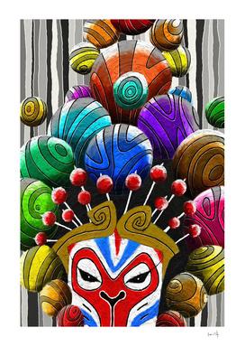 Chinese opera: Sun Wukong
