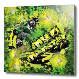 Kawasaki motorcross