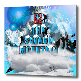 K2 The Savage Mountain Digital