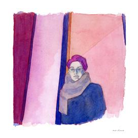 Artist Self Portrait