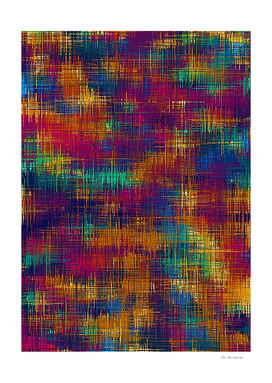 colorful painting abstract background