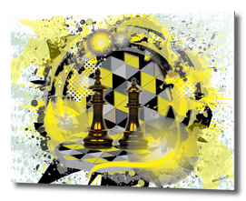 Chess Abstract 3D