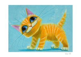 cat joy