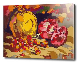fruits abstract