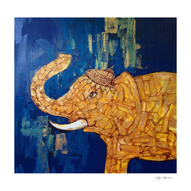 Golden Elephant II