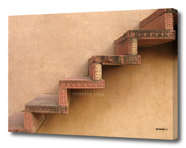 BoomGoo's Fatehpur Sikri stairs (smooth)