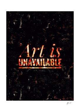 Art is unavailable