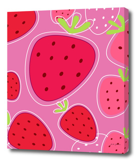 Strawberry collection : hot Pink!