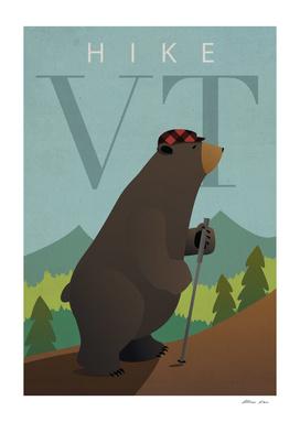 Black Bear HIKE VT