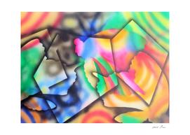 Hubert Dmoss Abstract art vtz02