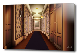 The Shining Without Anyone_twins