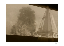 winter in the window III