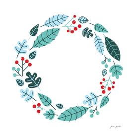 New creative wreath : xmas Wreath