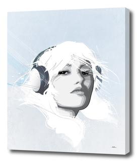Headphone Girl v2