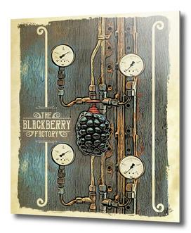 The Blackberry Factory Steampunk Art