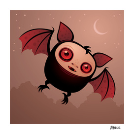 RedEye the Vampire Bat Boy