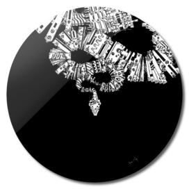 Cyberpunk Python - dark