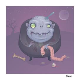 Blob Zombie