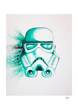 Green StormTrooper