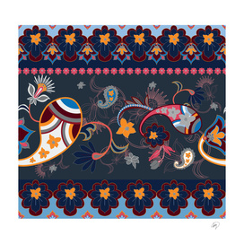 Indian Pattern Home Decor