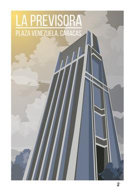Caracas Icon - La Previsora