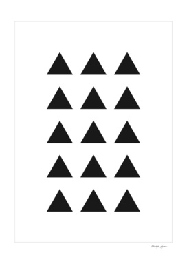 Black Triangles