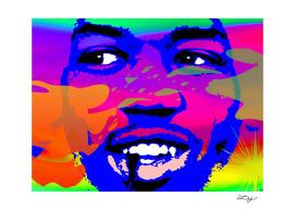 Jimi Painted
