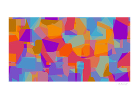 colorful geometric pattern abstract