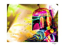 Boba Fett Painted