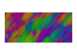 painting texture abstract in purple pink blue green