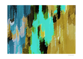brown blue and black abstract painting background