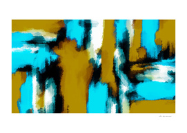 blue brown black abstract painting texture background