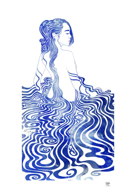 WATER NYMPH XIV