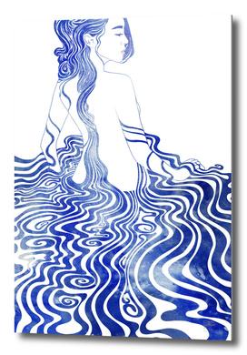 WATER NYMPH XIV