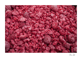 Raspberry frost