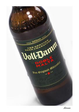 Voll Damm / Doble Malta