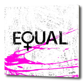 Woman are Equal