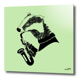 Badger Saxophone
