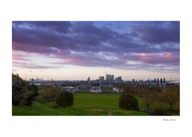 Greenwich Sunset