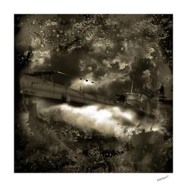 Submarine U-Boat WW2