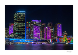Color in the City - Vivid Sydney