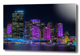 Color in the City - Vivid Sydney