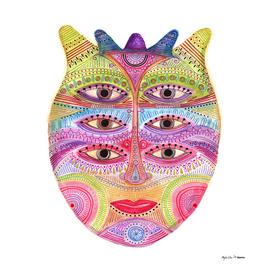 kindly expressed kind of kindness mask