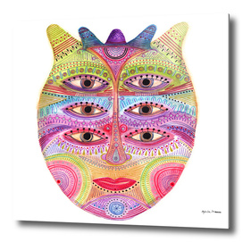 kindly expressed kind of kindness mask