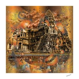 Angkor Wat  Cambodia Religious Temple
