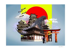JAPAN INVASION