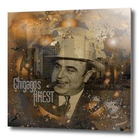 Al Capone Mobster Chicago Finest 3D
