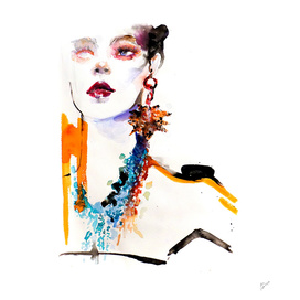 Fashion illustration 2017/2
