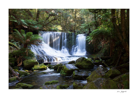 Russell Falls Tasmania 97 2350